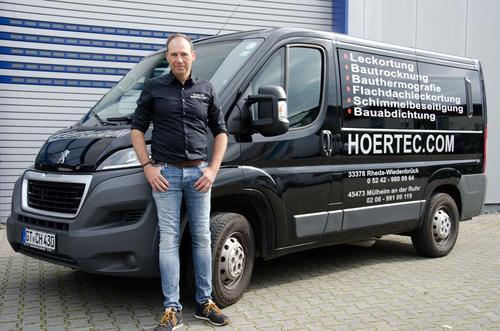 Herr Christian Hördel, Geschäftsführer, Kundenbetreuuer