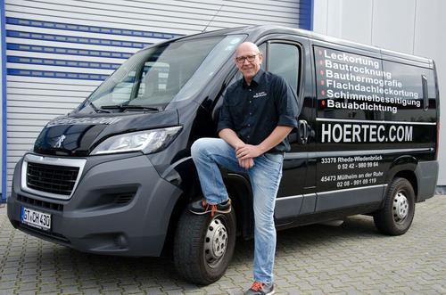 Herr Bernd Verdirk, Assistent der Geschäftsleitung, Gebietsleitung Mülheim an der Ruhr