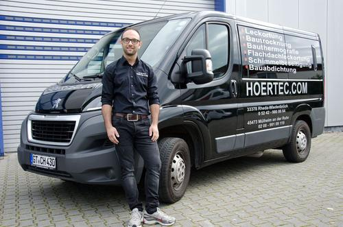 Herr Sebastian Henkel, Kundenbetreuer im Raum Ostwestfalen